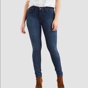 Levi's 721 High Rise Skinny Jeans 27